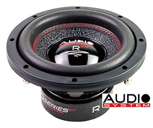 Audio System R 10 EVO RADION Series 250 mm HIGH EFFICIENT Subwoofer 400 Watt RMS