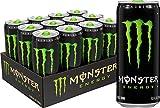 Monster Energy Drink, Green Original, 10.5 Ounce (Pack...