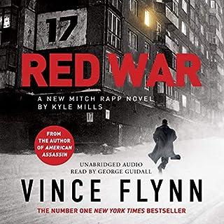 Red War cover art