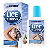 Läuse-Shampoo,Kopfläuse Shampoo,Licener Shampoo gegen Kopfläuse Spar,Dier Revolution gegen Kopfläuse und Nissen, Behandlung von Kopfläusen und Nissen