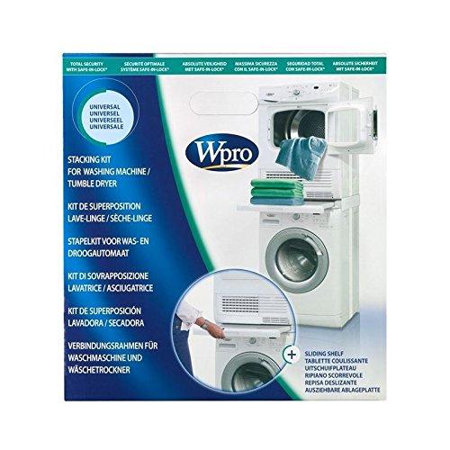 Whirlpool–Kit de repisa superpuesta para secadora y lavadora