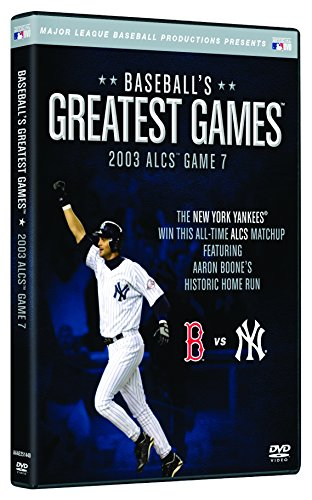 Baseball's Greatest Games: 2003 ALCS Game 7 [DVD] 2003 Alcs Game 7