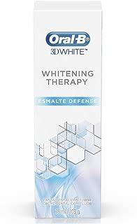 Creme Dental 3D White Whitening Therapy Esmalte Defense, Oral B, 103gr