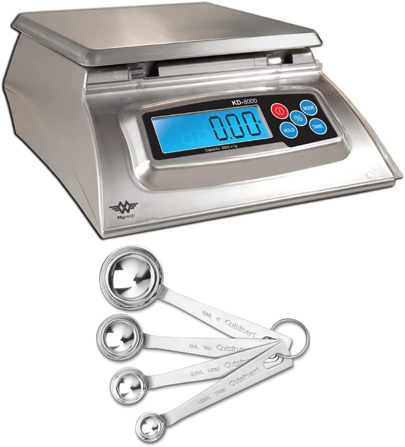 My Weigh KD-8000 Kitchen and Craft Digital AC Ranking TOP1 with Scale Adapter Now on sale