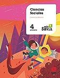 Ciencias sociales. 4 Primaria. Mas Savia. Castilla la Mancha