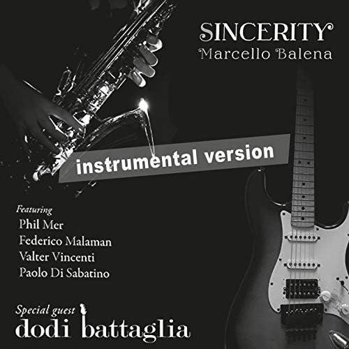 Marcello Balena & Dodi Battaglia feat. Phil Mer, Federico Malaman, Valter Vincenti & Paolo Di Sabatino
