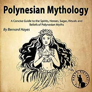 Polynesian Mythology audiobook cover art