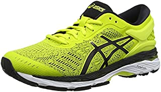 ASICS Men's Gel-Kayano 24 Running Shoes, Yellow (Sulphur Spring/Black/White 8990), 6 UK 40 EU (B078C9NMBJ) | Amazon price tracker / tracking, Amazon price history charts, Amazon price watches, Amazon price drop alerts