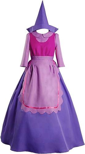 MingoTor Dienstmädchen Maid Zimmermädchen Kleid Erwachsene Cosplay Kostüm Damen XL