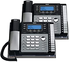 RCA 25425RE1 na 1-Handset 4-Line Landline Telephone - 2 Pack