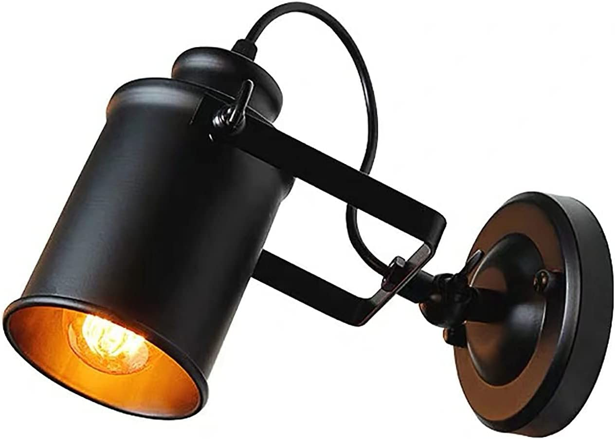 ASDNN Cheap Wall Lamp Retro Industrial Style Spotlight Max 73% OFF Adj Loft