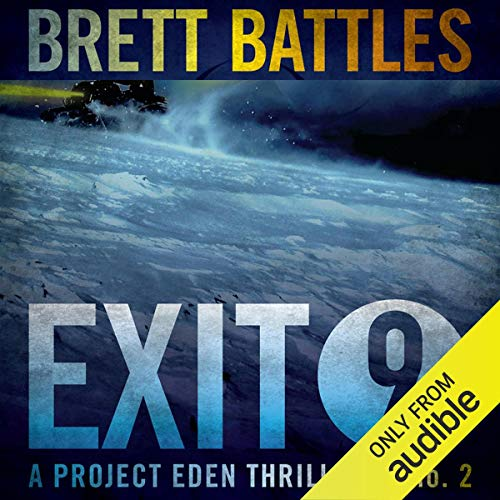 Exit 9 audiobook cover art