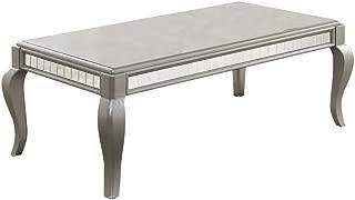 Acme Furniture 83080 Francesca Coffee Table, Champagne