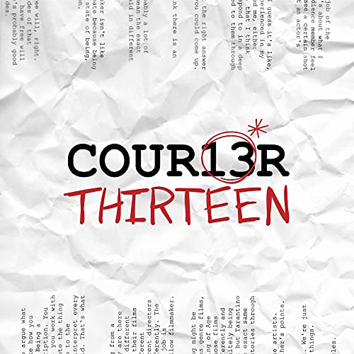 The Courier Thirteen Podcast Podcast By Werner Andrews and Daniela Torres cover art