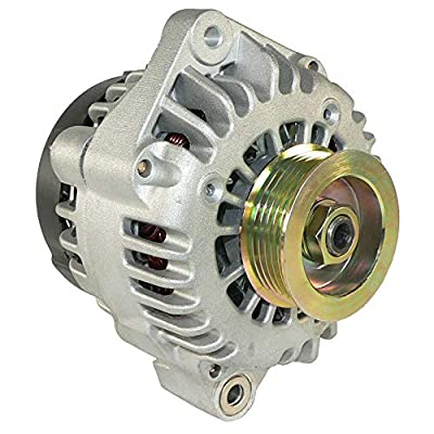 DB Electrical ADR0329 Alternator Compatible with/Replacement for Honda Accord 3.0L 3.0 2003 03/31100-RCA-A01 /10480497