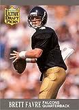 1991 Ultra #283 Brett Favre RC Rookie Card - NM-MT