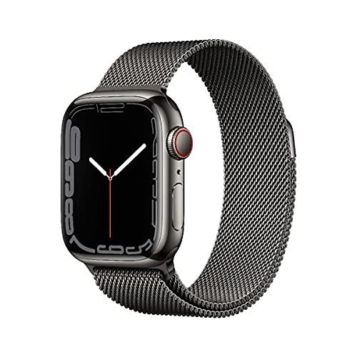 AppleWatch Series7 (GPS+ Cellular, 41mm) - Graphit