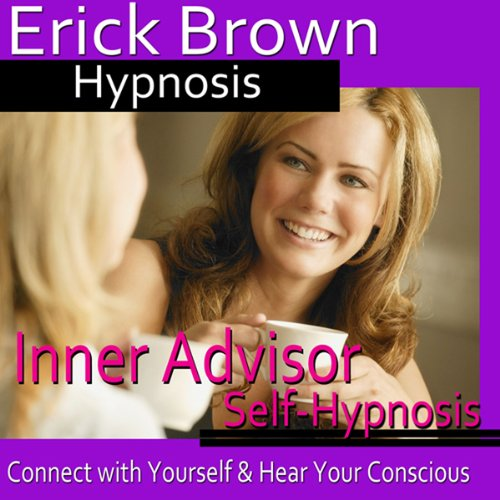 Inner Advisor Hypnosis audiobook cover art