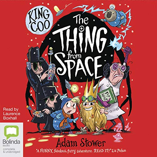 The Thing from Space cover art