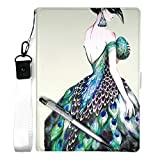 Lovewlb Tablet Case for RCA Mercury II 7' RCT6673W43M Case Stand PU Leather Cover XKQ