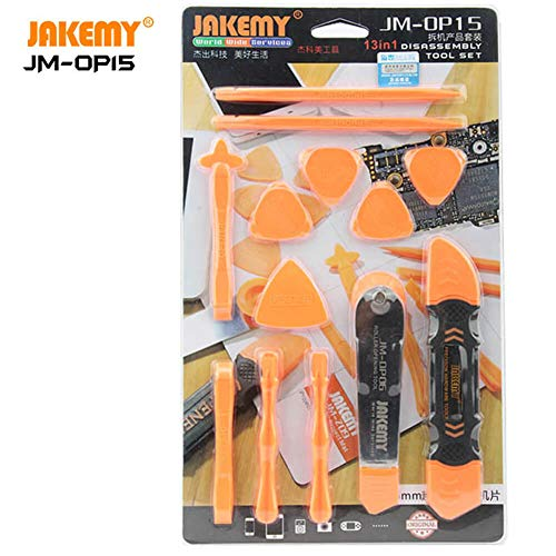 Screen Opening Set Pry Tool - 13 in 1 Mobile Phone Display Replace Kit Electronics Open Tools Pry Bar Opener for iPhone, Ipad Repair