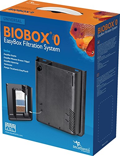FILTRE BIOBOX 0 + PPE NOIR