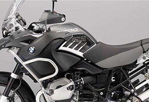 ADESIVI 3D Serbatoio per MOTO compatibile con BMW R1200 GS ADVENTURE 2006-2013 CARBON