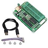 DollaTek Programación automática K150 ICSP PIC USB Desarrollar microcontrolador Programador + Cable