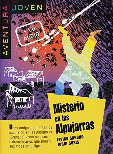 Misterio en las Alpujarras: Buch mit Audio-CD. Spanische Lektüre für das 1. Lernjahr. Buch und Audio-CD (Aventura joven)