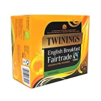Twinings - Organic Fairtrade English Breakfast - 200g