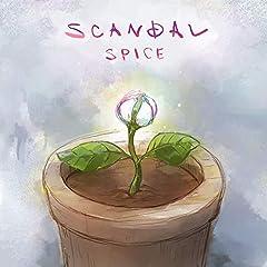 SCANDAL「SPICE」のCDジャケット