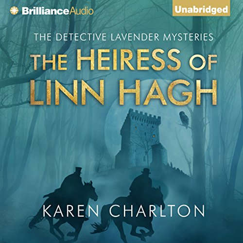 The Heiress of Linn Hagh audiobook cover art
