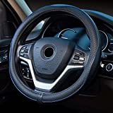 Housse de protection universelle pour volant de voiture, revêtement ultra résistant en cuir...