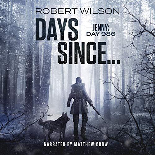 Days Since...: Jenny: Day 986  By  cover art