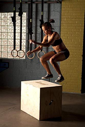Rage Fitness 3 in 1 Wood Plyo Box 20