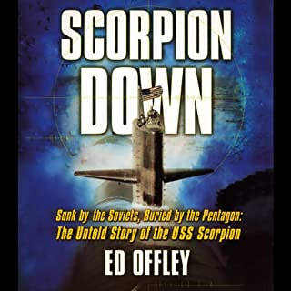 Scorpion Down audiobook cover art