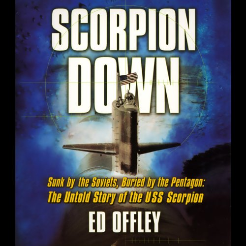Scorpion Down cover art