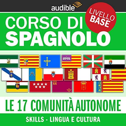 Le 17 comunità autonome - Lingua e cultura copertina
