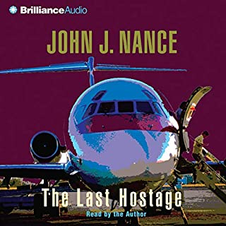 The Last Hostage audiobook cover art