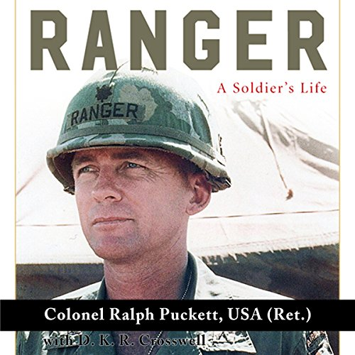 Ranger: A Soldier's Life audiobook cover art