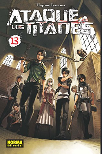 ATAQUE A LOS TITANES 13 (Shonen - Ataque A Los Titanes)