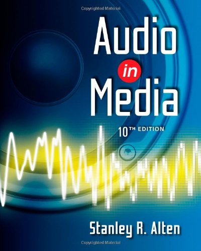 Audio in Media (Wadsworth Series in Broadcast and Production)