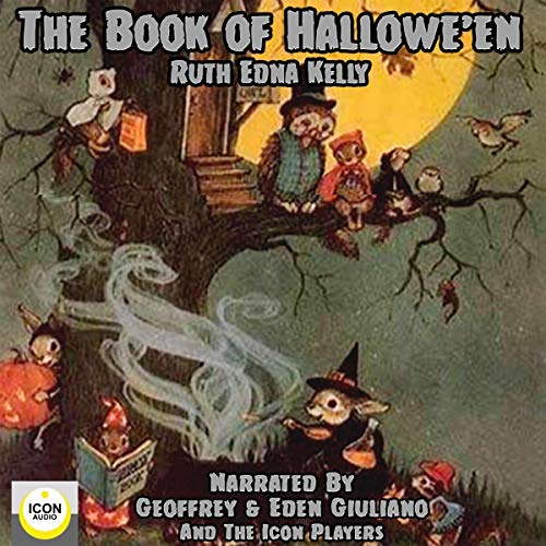 The Book of Halloween cover art