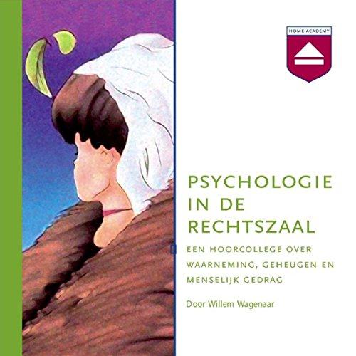 Psychologie in de rechtszaal audiobook cover art
