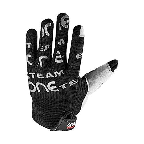 One équipe de G 01 Long gants – noir Taille L