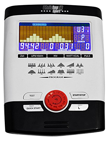 Christopeit Crosstrainer Ergometer Naxxos 1502 Bild 3*