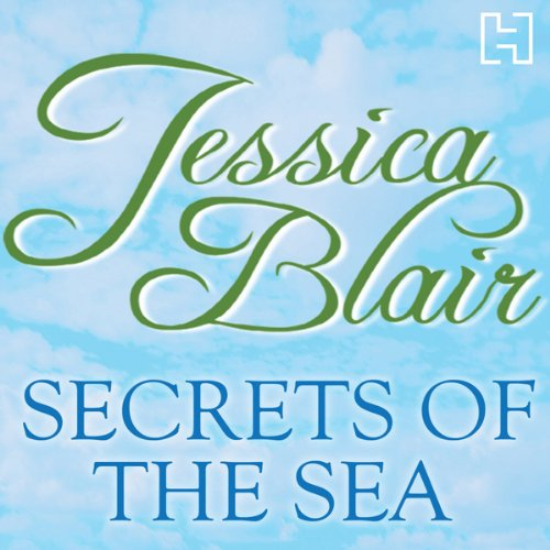 The Secrets of the Sea audiobook cover art