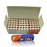 1.5V AA LR6 AM-3 Alkaline Primary Batteries Count Pcs (60)
