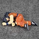 CXNY 10 cm Anime Dragon Ball Z Dead Yamcha PVC Colección Figura de acción Modelo Juguetes para niños Regalo