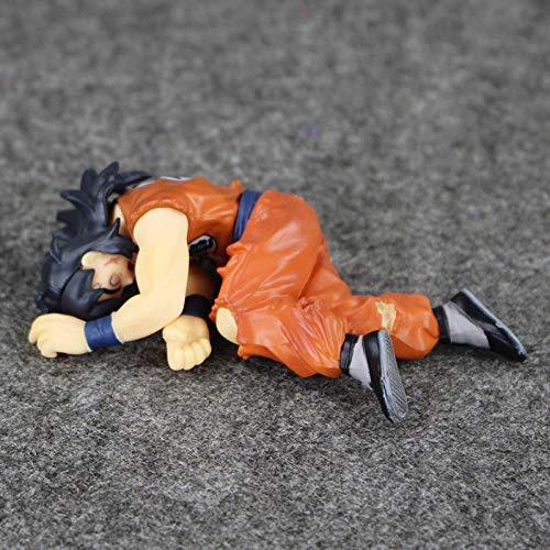 CXNY 10 cm Anime Dragon Ball Z Dead Yamcha PVC Coleccion Figura de accion Modelo Juguetes para ninos Regalo
